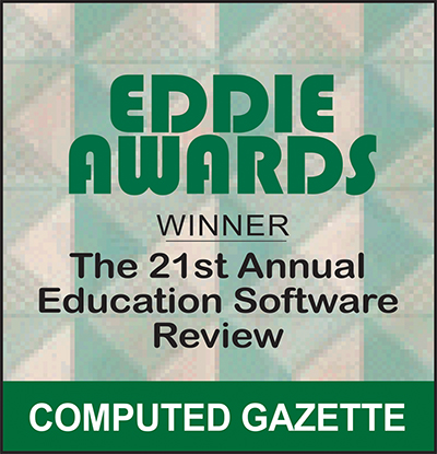 AceReader Education Edition Winner of 2016 EDDIE Award